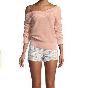 Rag & Bone High Waist Shorts